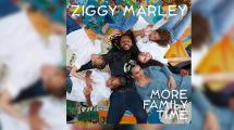 Ziggy Marley nouvel album More Family Time