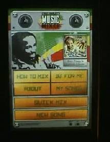 Une application Iphone de Ziggy Marley