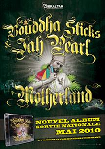 Jah Pearl sort son album Motherland