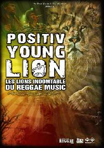 Positiv Young Lion new tune & tour