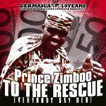 Prince Zimboo - Blenda Sound Remix