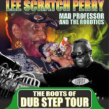 Lee Perry & Mad Prof � Vaur�al ce soir