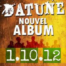 Datune: nouvel album