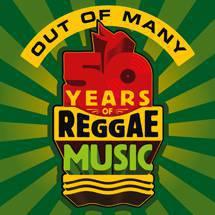 Out of Many: 50 years of reggae music par VP