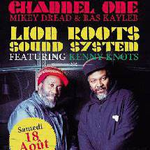 Channel One meets Lion Roots samedi