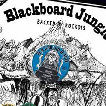 BlackBoard Jungle - sorties vinyles