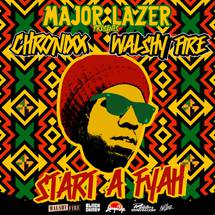 Mixtape Chronixx & Major Lazer