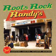 Coffret vinyles Roots Rock Randy