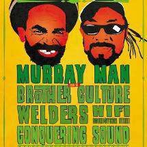 Brother Culture & Murray Man à Akwaba : concours