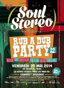 Rub A Dub Party #12 le 30 mai
