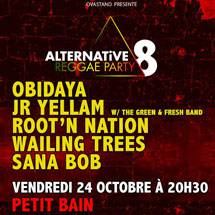 Alternative Reggae Party #8 à Paris
